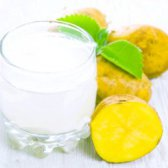 Картопляний сік для лікування гастриту
