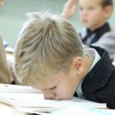 Недосіпання может стать причиною дитячої гіперактівності