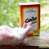 Ефективне застосування соди при молочниці