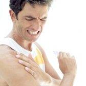 Защемлення Плечових нерва