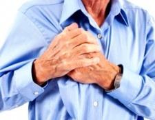 Болі в серці: причини, симптоми болю в серці