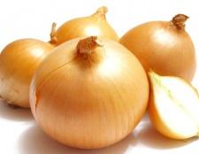 Які вітаміни і мікроелементи містяться в цибулі?