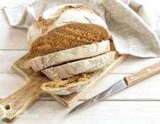 Які вітаміни і мінерали містяться в хлібі?