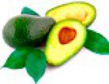 Маски для обличчя з авокадо