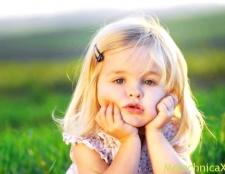 Розвиток молочниці у дітей