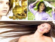 Секрети природного догляду за волоссям