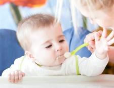 Скільки вітамінів повинно бути в дитячому харчуванні?