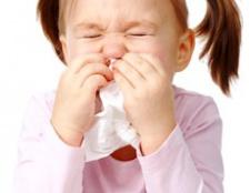 Нежить у дітей, причини, лікування