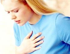 Остеохондроз і біль в грудній клітці