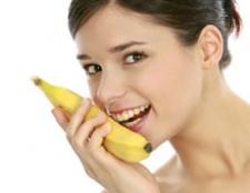 Бананова дієта при схудненні