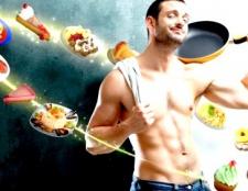 Як розрахувати добову норму калорій для чоловіків?