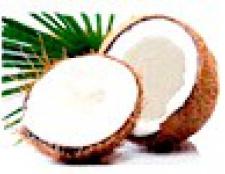 Маски з кокоса - в рецептах домашньої косметики