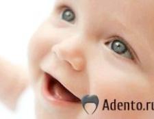 Зубний біль у дитини - що робити?